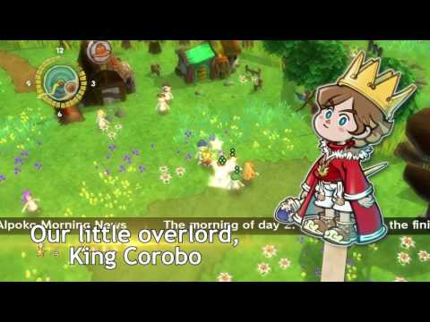 Little King's Story (PC) - Release Date Trailer thumbnail
