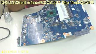 INTEL BGA CPU REBALL