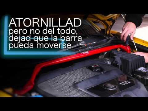 Barra de torsión: qué es, cómo funciona, cómo se monta.  Vídeo completo