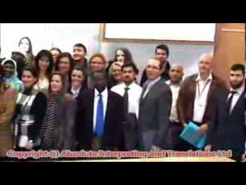 Public Service Interpreting Training Courses ... - YouTube