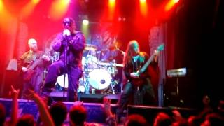 Arcturus - To Thou who Dwellest in the Night - Raudt og Svart (live in São Paulo)