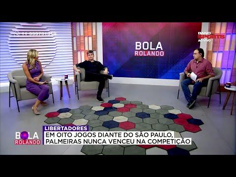 PIPERNO ANALISA INFLUÊNCIA DO CONFRONTO CONTRA O SÃO PAULO NA TEMPORADA DO PALMEIRAS | BOLA ROLANDO