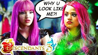 Descendants 3 🍎 IS AUDREY THE NEW MAL?! 😲 10 Reasons Why Audrey Is Becoming A VILLAIN! 💀