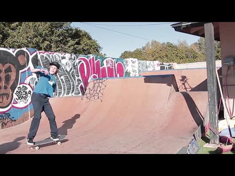 Jagger Eaton and Trey Wood sesh