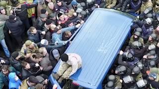 Освобождение Саакашвили