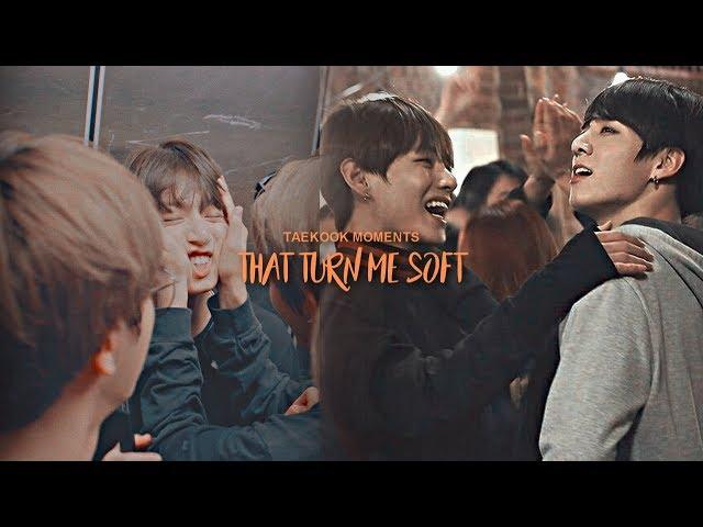 Taekook Clips That Turn Me Soft