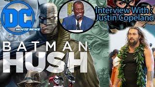 DC Movie News: New Batgirl Director, Mamoa Protests & Batman: HUSH Director in Studio!