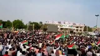 #السودان |بكاء ????????الشعب السوداني ???????? مع أغنية احمد امين (مدنيه حريه وسلام)