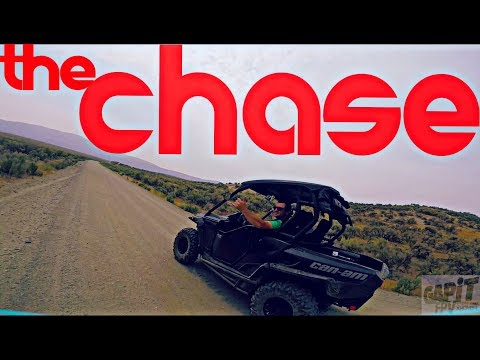 The Chase - FPV dentro do Carro