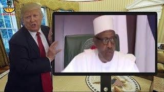 U.S Trump Govt To Nigeria: Kick The Tyrant Out Or Shutdown Election.