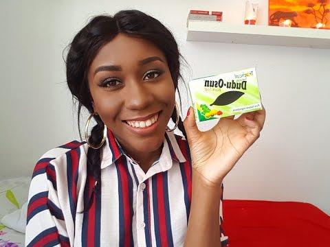Dudu Osun- Wunderseife gegen Pickel?!