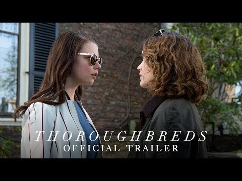 Commercial for Thoroughbreds (2018) (Television Commercial)