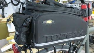 Topeak MTX Trunkbag DXP Pros and Cons