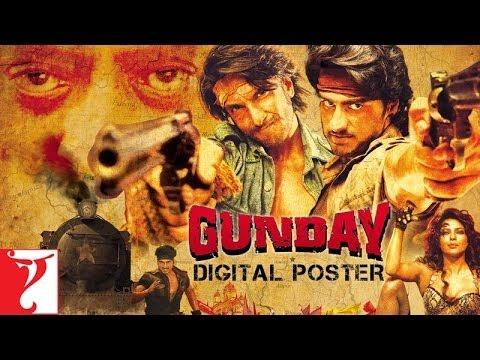 Gunday   Digital Motion Poster   Ranveer Singh   Arjun Kapoor   Priyanka Chopra