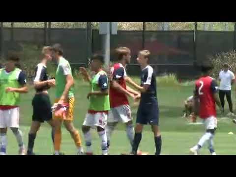2019 Development Academy Finals: U18/19 Semifinal - FC Dallas vs. St. Louis FC