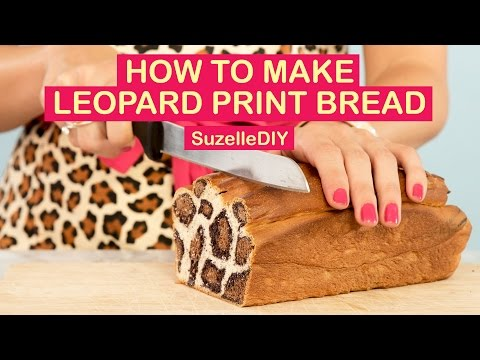 Download How to Make Leopard Print Bread HD Mp4 3GP Video and MP3