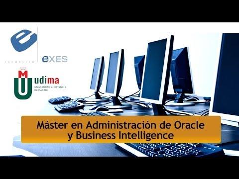Master Administración de Oracle y Business Intelligence de Master Administración de Oracle y Business Intelligence. Título Propio UDIMA en Exes Formación
