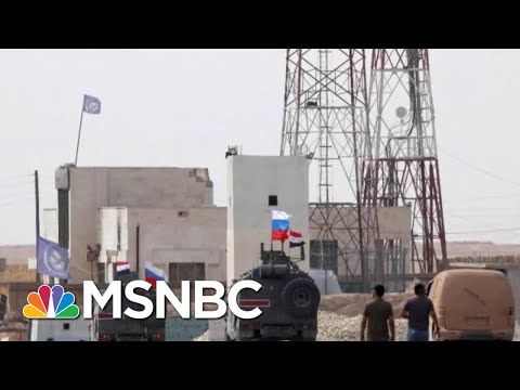 Russia Filling The Power Vacuum Left By The U.S. In Syria | Deadline | MSNBC