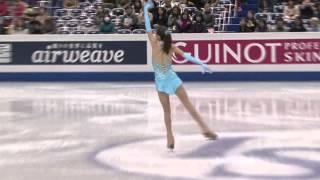4 Evgenia MEDVEDEVA (RUS) - ISU Grand Prix Final 2013-14 Junior Ladies Free Skating