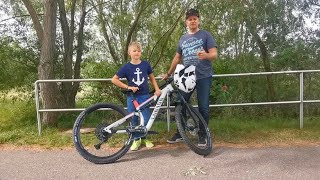 Canyon Neuron AL Young Hero - Unboxing - Aufbau - Testfahrt