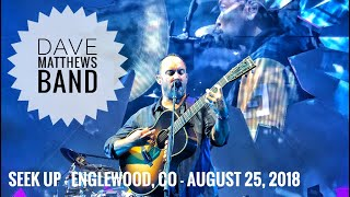 Seek Up - Dave Matthews Band - Englewood, CO - August 25, 2018