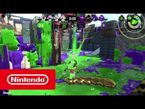 Splatoon 2 - Pluie de palourdes (Nintendo Switch) de Splatoon 2