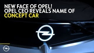 Opel antecipa design dos seus próximos modelos