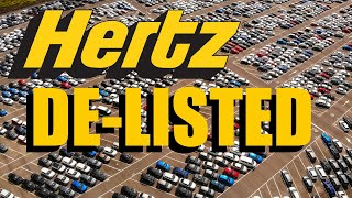 Hertz Stock Delisted: HTZ Now HTZGQ On The Pink Sheets