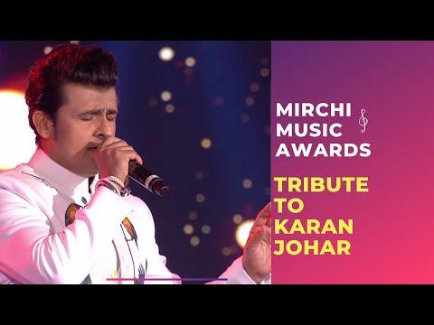Sonu Nigam, Udit Narayan, Shaan and Pritam pay tribute to Karan Johar | #RSMMA