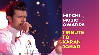 Sonu Nigam, Udit Narayan, Shaan and Pritam pay tribute to Karan Johar | #RSMMA | Radio Mirchi