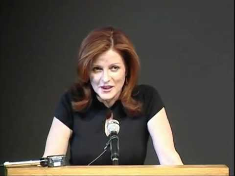 Sample video for Maureen Dowd
