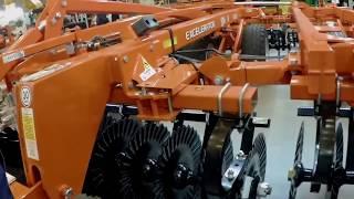 Зернові технології 2018 техніка KUHN
