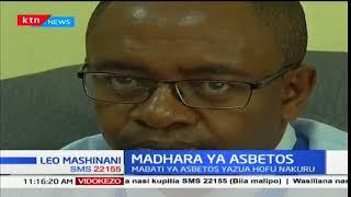 Mabati ya Asbetos kuzua hofu Nakuru