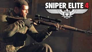 Picture of a game: Sniper Elite