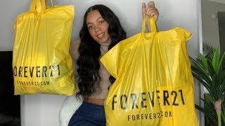 Huge Affordable Forever 21 Haul | Everything Under $5