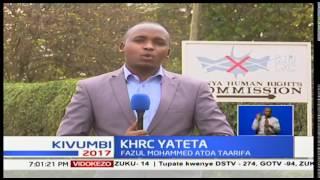 KHRC Member Maina Kiai shows dissatisfaction with the Kenyan judiciary