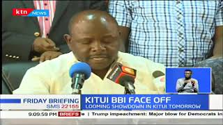 Kenyans protest against three-tier-government as BBI rallies head to Kitui County