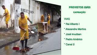 'Cuidando de Santos': veja os serviços realizados nesta quarta (21) e a agenda de quinta