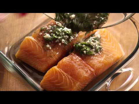 How to Make Baked Salmon