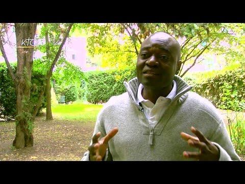 Père Norbert Mwishabongo (Semaine missionnaire mondiale)