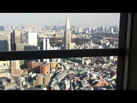 Park Hyatt Tokyo Hotel, Review of a Corner Deluxe Room
