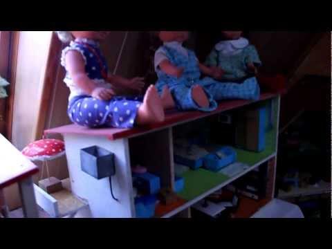 DDR Kinderwagen, Puppenwagen, Puppen, Babypupen, Puppenhaus, Spielzeug, Monchichi