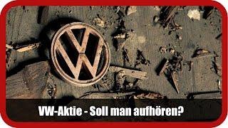 VOLKSWAGEN AG VZO O.N. Marktanalyst Salcher: VW-Aktie - wenn es am schönsten ist, soll man aufhören