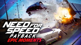 Need for Speed Payback - Most Epic Moments
