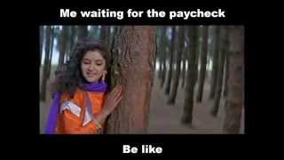 Me Waiting For The Paycheck Be Like - 9X Jalwa - YouTube