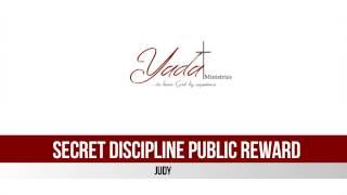 Secret Discipline Public Reward - Judy Smith