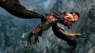 SKYRIM MODS #1 Skins for Dragons