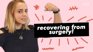My Surgery Recovery Journey & How I Stay Positive   Hannah Witton   AD