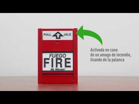 COMO INSTALAR KIT DE ALARMA CONTRA INCENDIO PROTEC FIRE 1