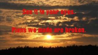Christy Carlson Romano - We'll awaken (with lyrics)